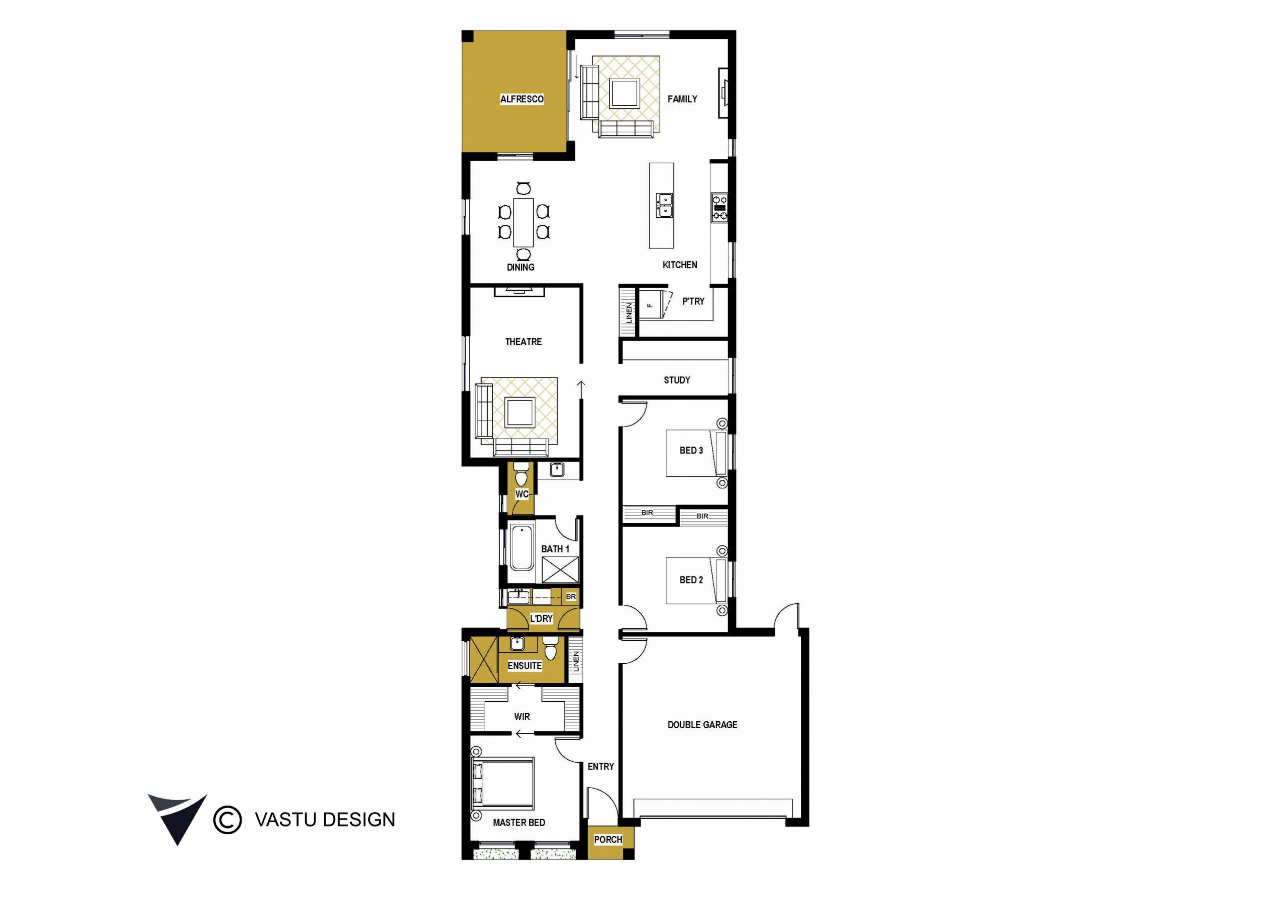Single storey house Medindie