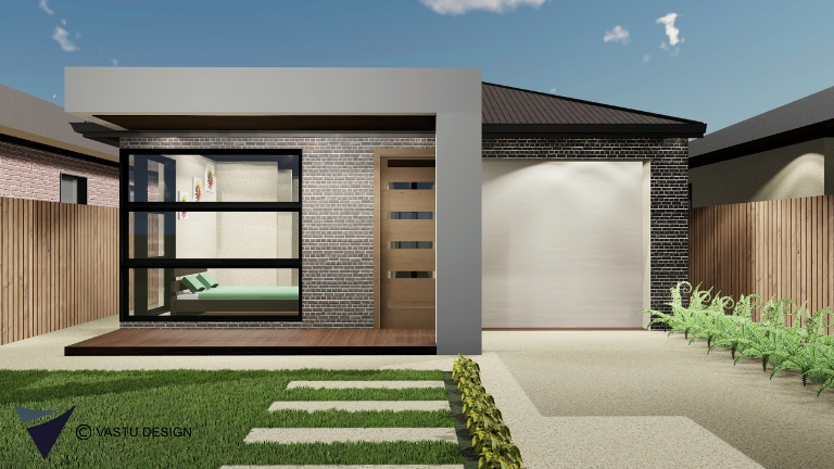 Mileend single storey house